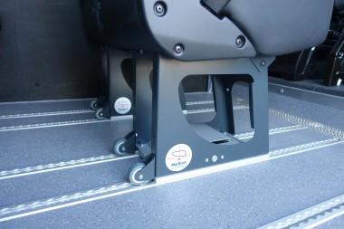 Martech Twinlock-ben med transporthjul