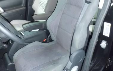 Grammer luftaffjedret specialsæde monteret i en Citroën Berlingo